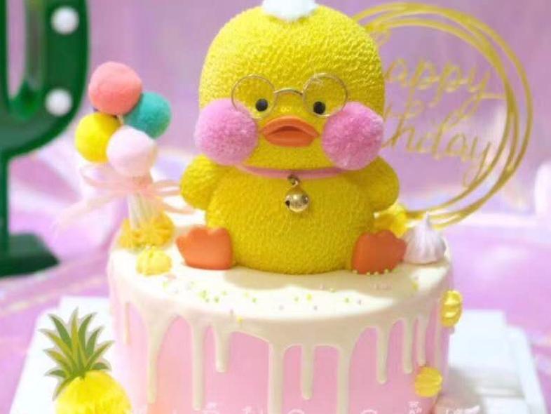 佳美心蛋糕