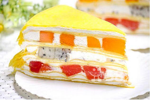重庆老字号千层蛋糕