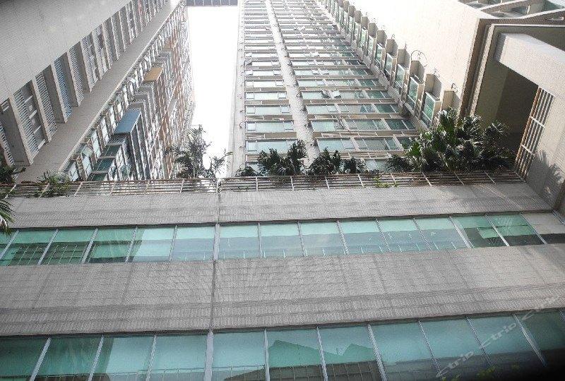 深圳海蓝之家豪华大学生公寓(世界之窗店)