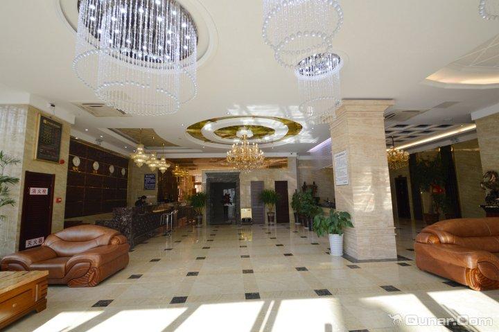 滁州定远县京东国际商务酒店