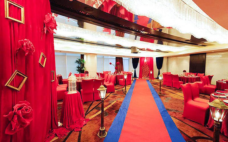 上海世茂皇家艾美酒店-停车场