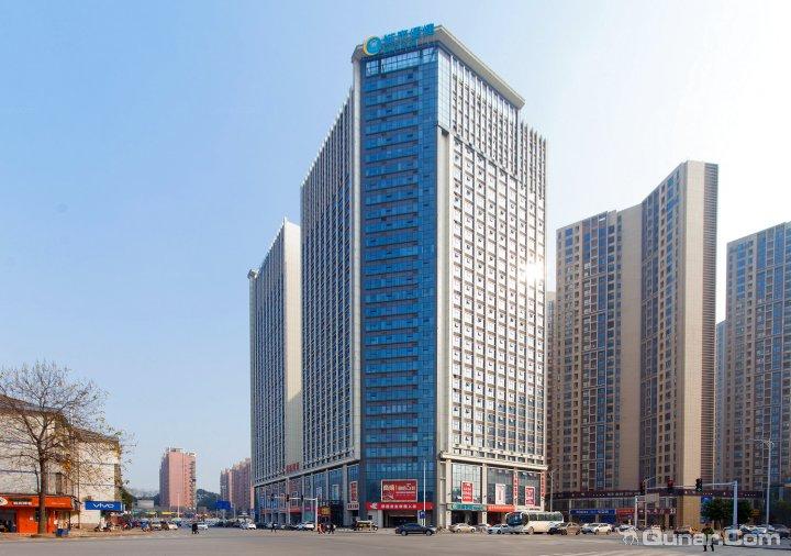 城市便捷酒店(长沙梅溪湖公园店)