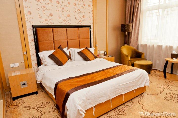 高青苏州街商务宾馆