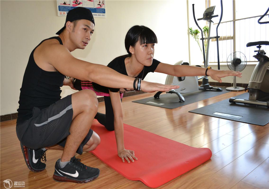健网私人健身工作室(珠江帝景店)
