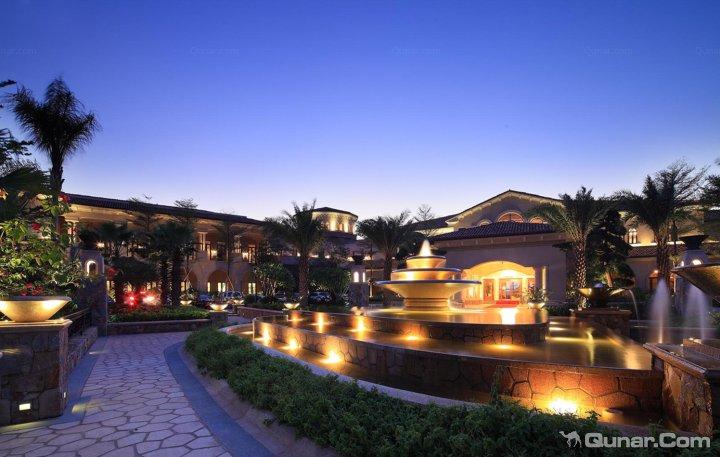 美林湖温泉度假酒店