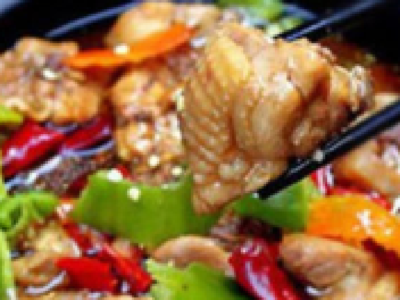 老友记黄焖鸡米饭(新都会店)