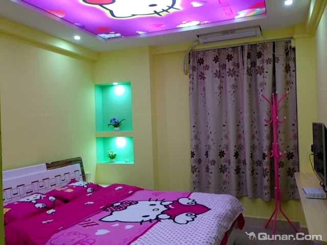 广州大学城青萝公寓