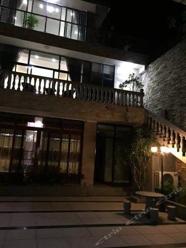 温泉山庄度假别墅(温泉东路店)