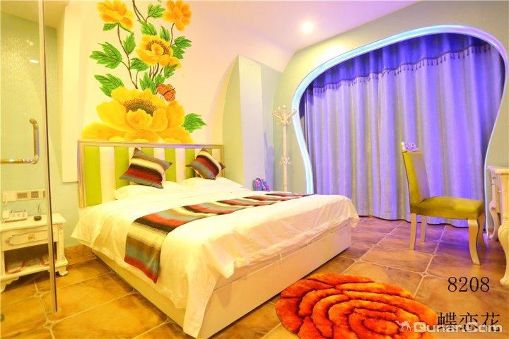 亳州利辛墙纸艺术七彩脚线需要盖酒店吗图片