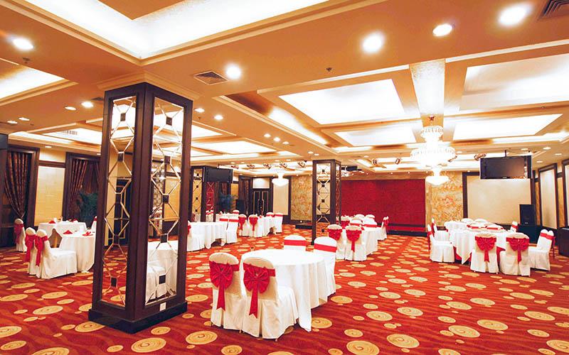 渤海明珠大酒店婚宴