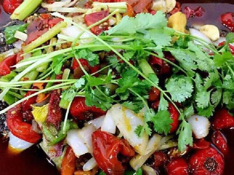 万州烤鱼(杨家坪正街店)
