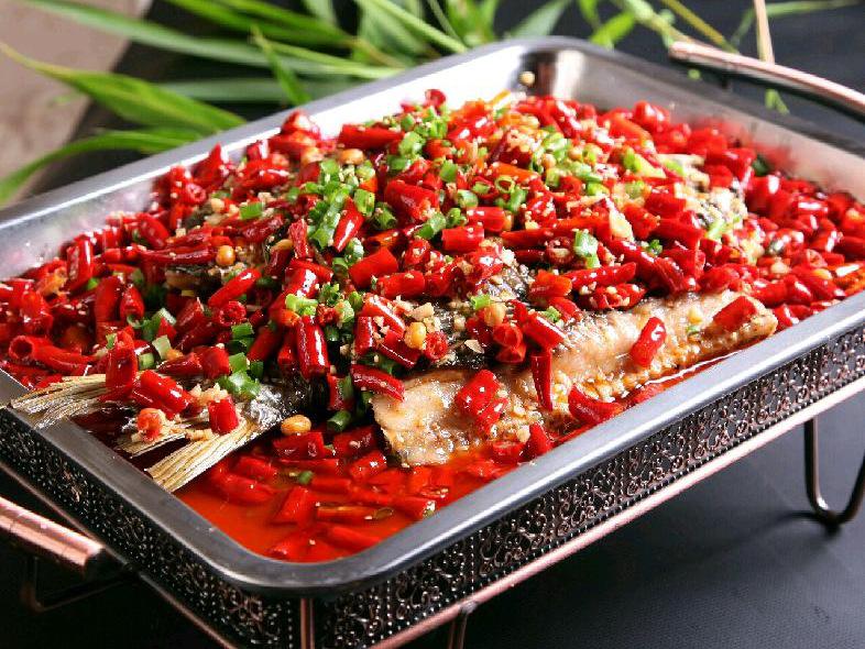 特色瓦缸烤鱼(金科世界城店)