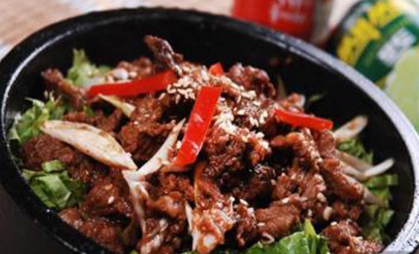 石飨汇韩国料理(金博大店)