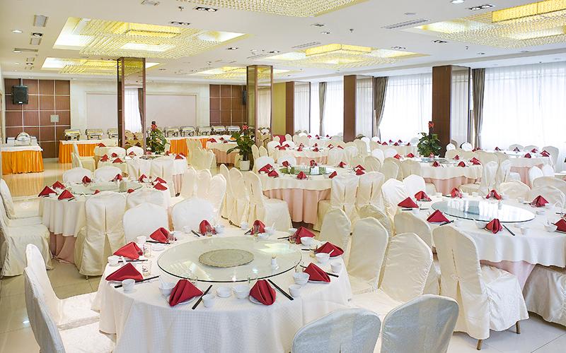 辽宁工会大厦婚宴