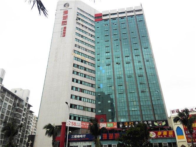 海口珊瑚海25小时连锁酒店(白龙店)