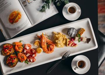 遇上创意中国菜