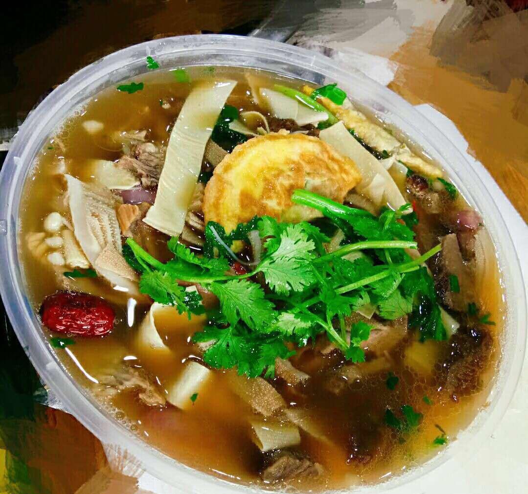 卤味牛肉锅(来安店)