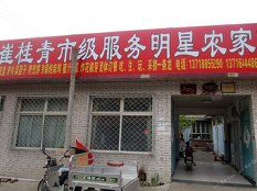 崔桂青市级吃住农家院