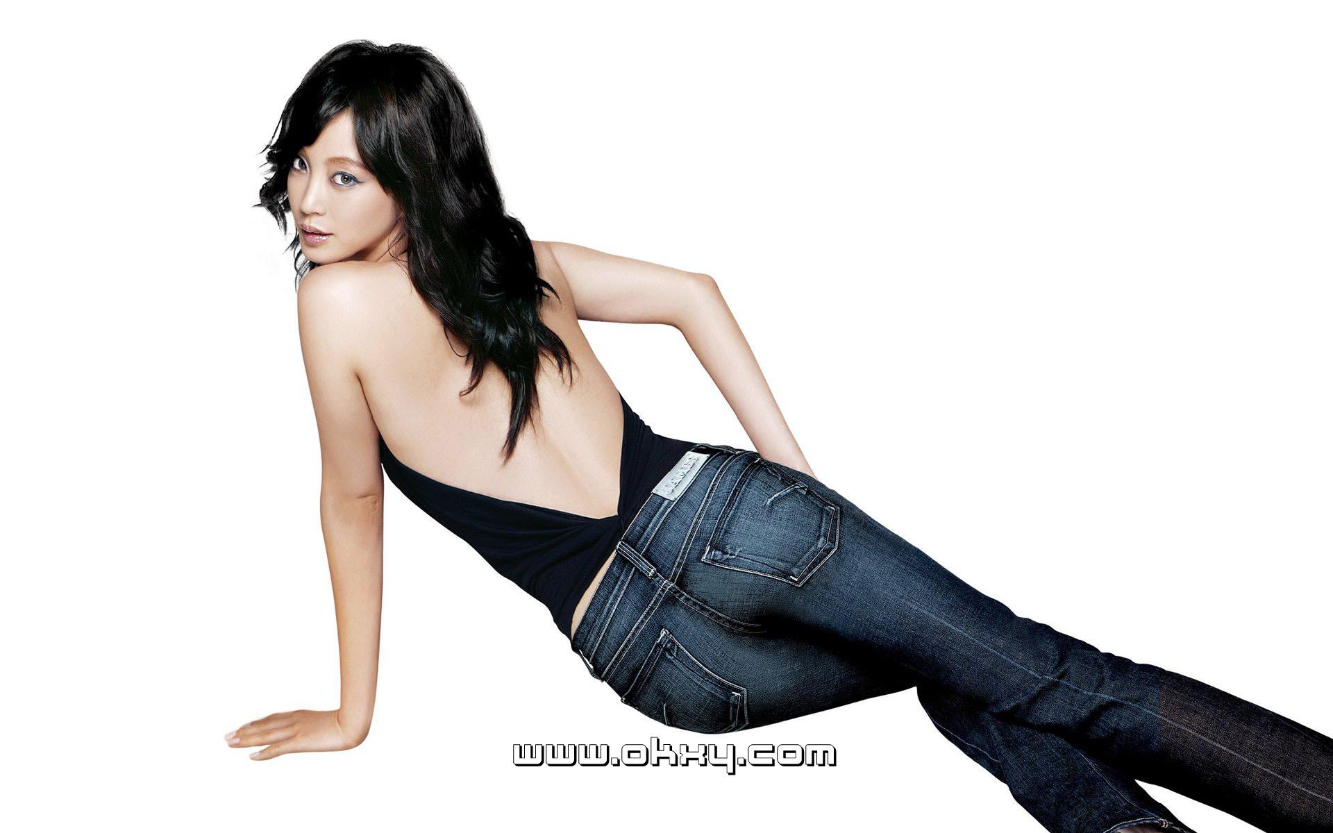 韩国美女电影明星桌面壁纸