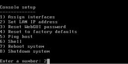 IP地址配置