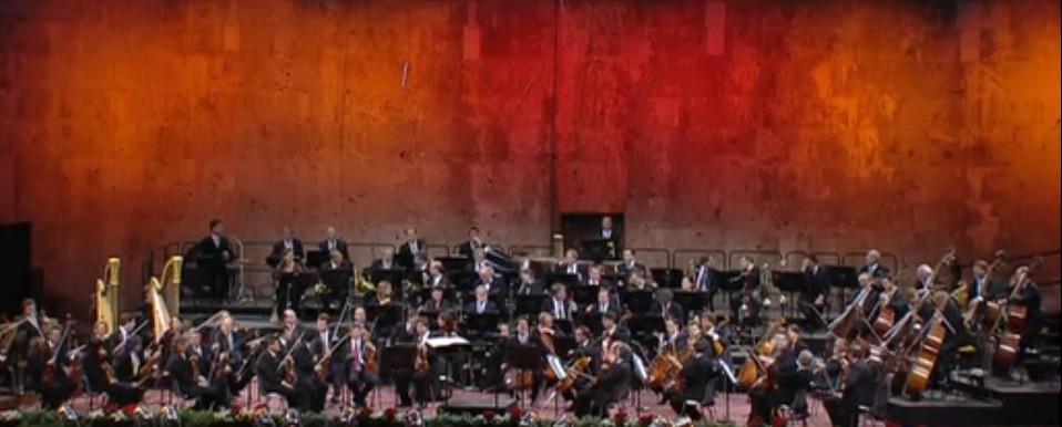 2010年柏林森林夏季音乐会图片