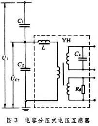 电压互感器结构原理图片