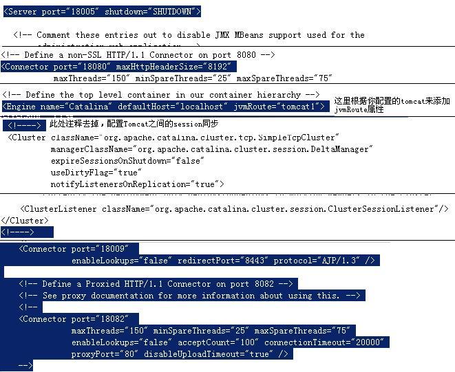 TOMCAT+APACHE实现集群/负载均衡 - IDesire - YinZhiHua2008