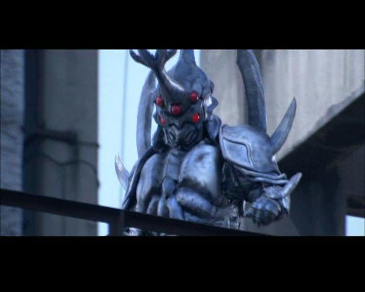 铠甲勇士之帝皇侠异能兽图片