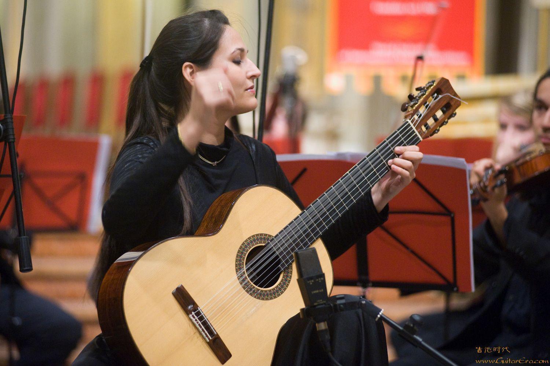 十大古典吉他演奏家美女