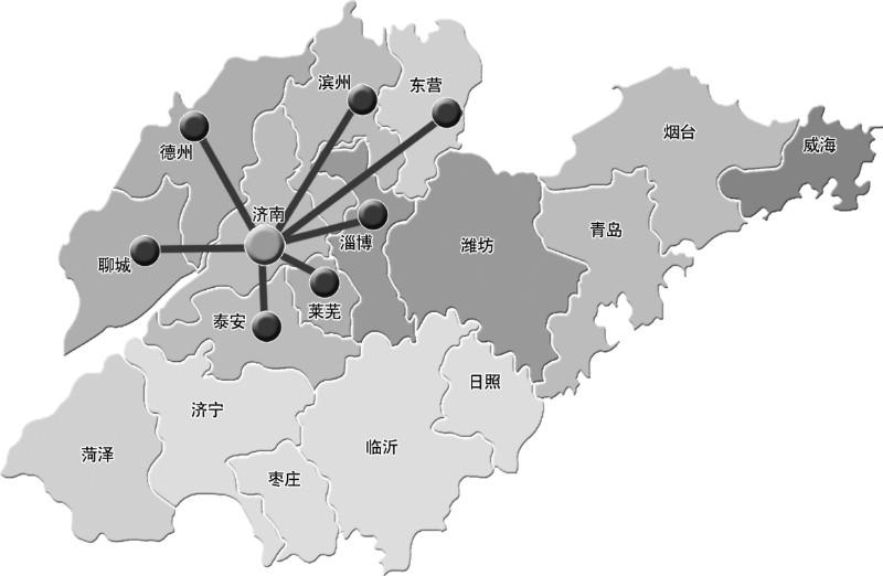 济南都市圈城际铁路东营方向线路确定