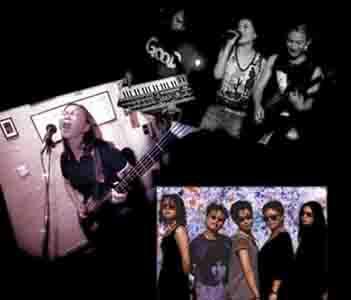 中国十大女子摇滚乐队