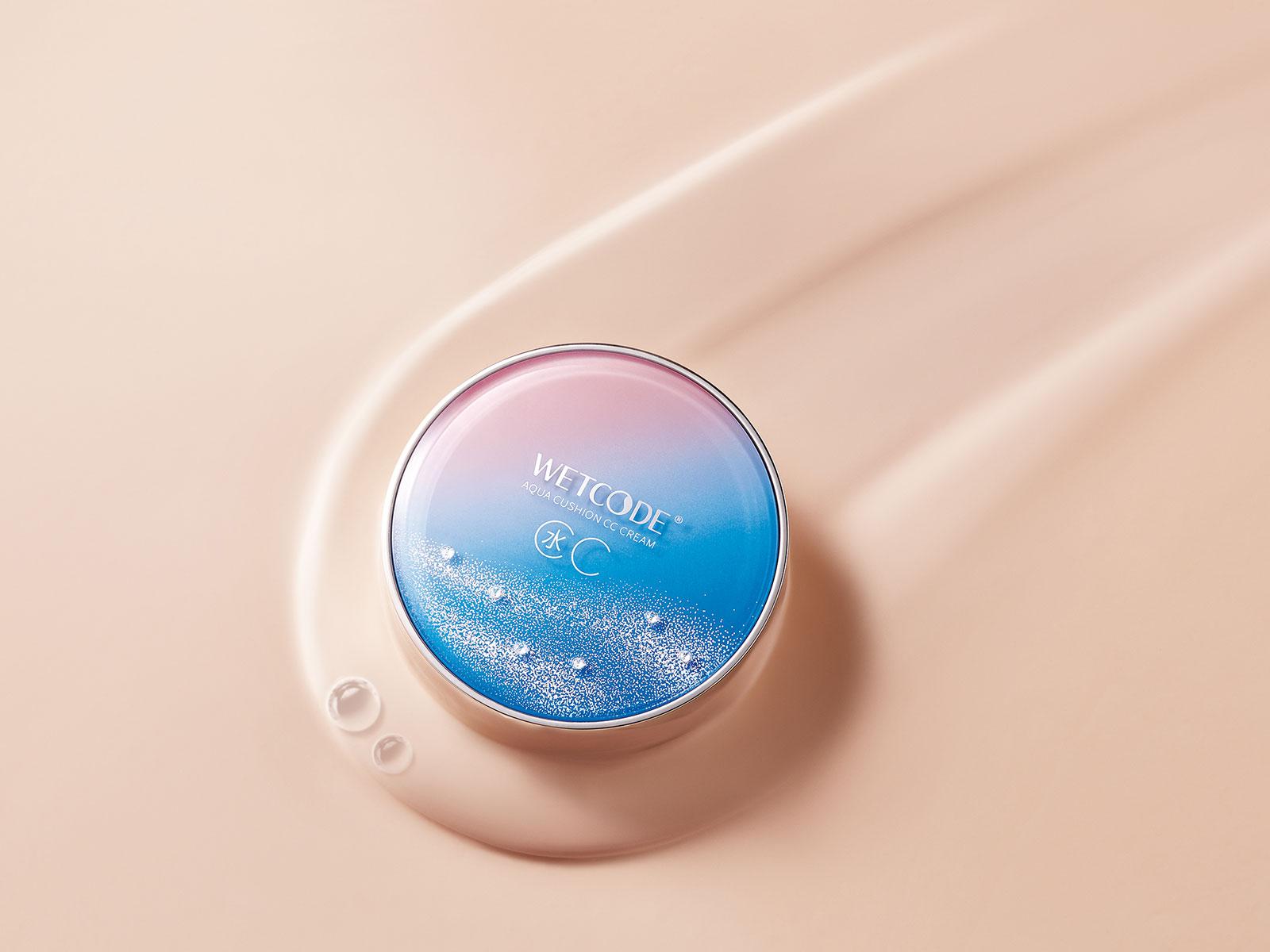 水密码气垫水CC