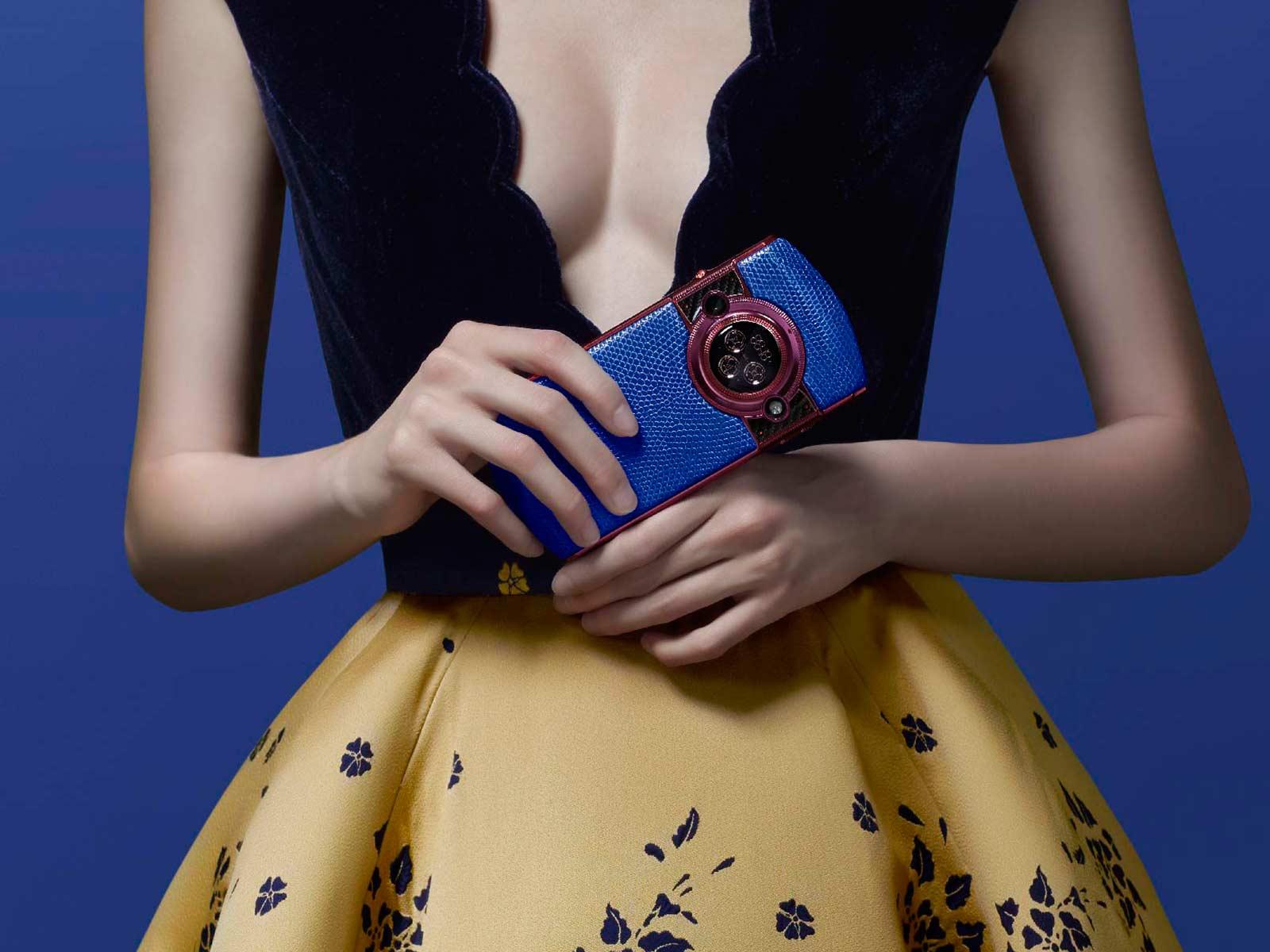 8848M4劳伦斯系列-蓝色图片