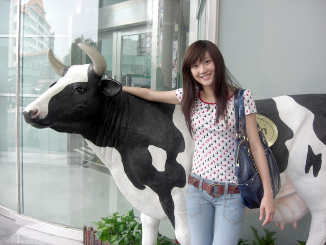台湾超气质美女林逸欣