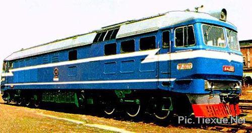 东风8型内燃机车代号df8