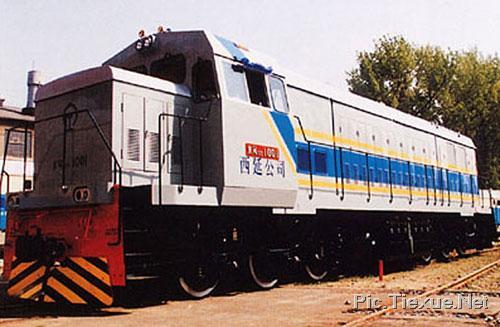 东风型内燃机车