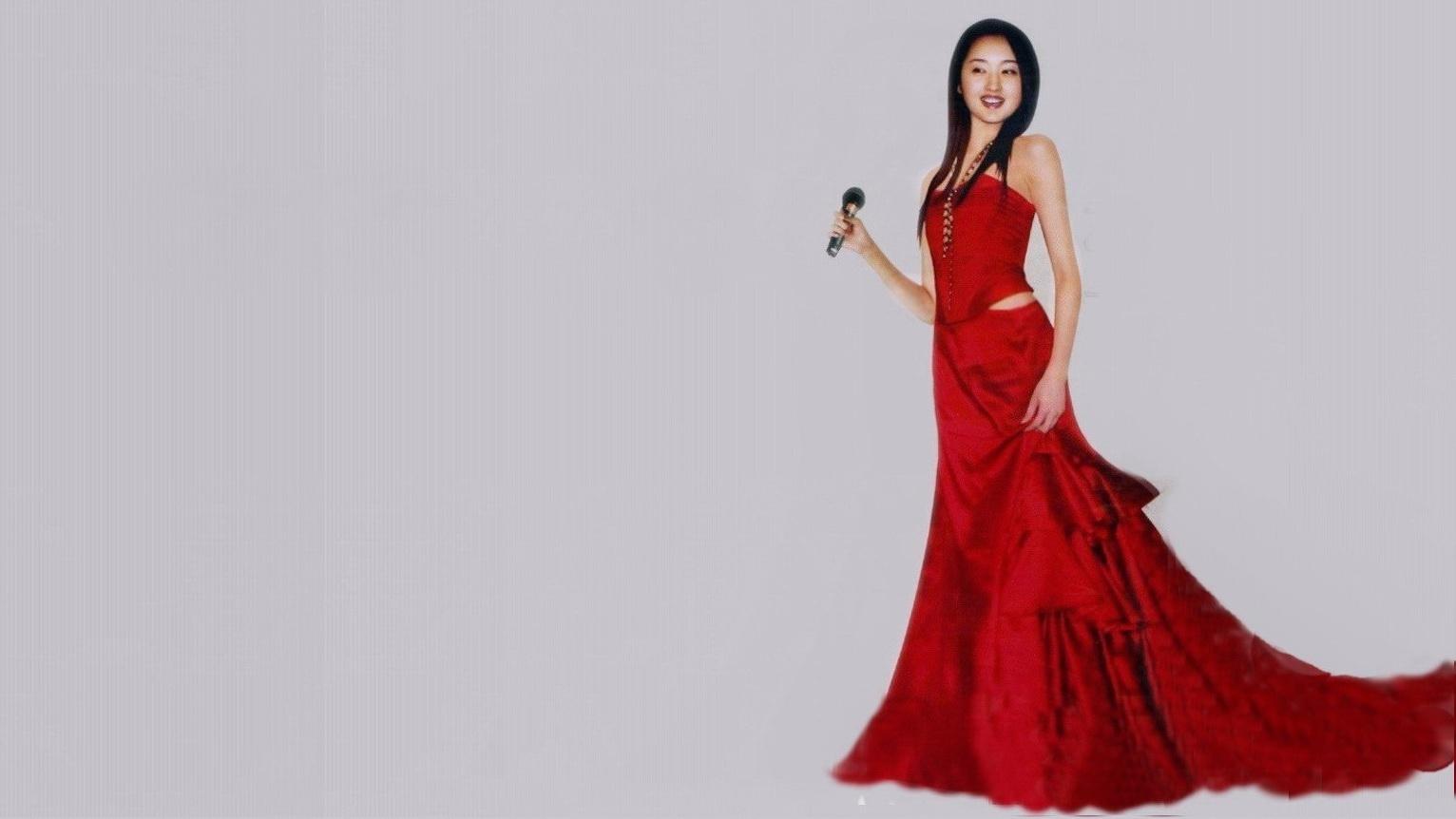 步步为莹甜歌玉女杨钰莹美丽纯净169电脑壁纸