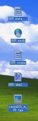 OGRE手札-31<wbr>从3Dmax导出动画文件