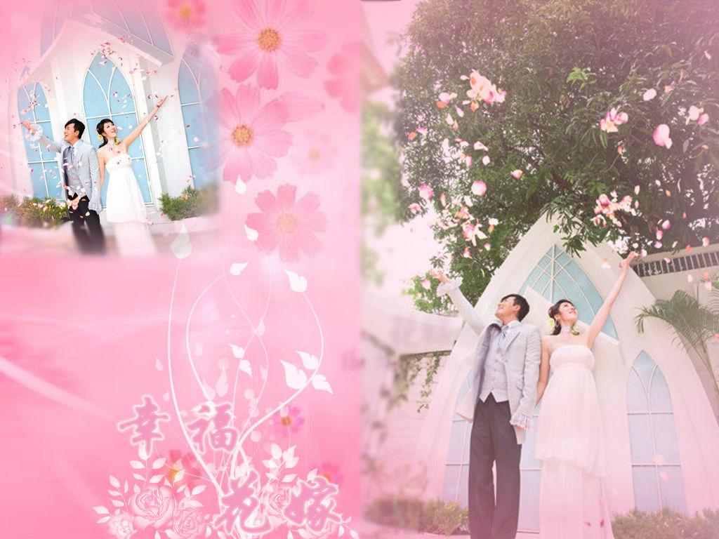 】罗浮宫婚纱照