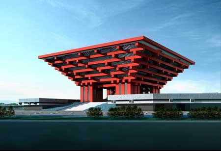 爱国者巨资打造网上全景贵州世博馆