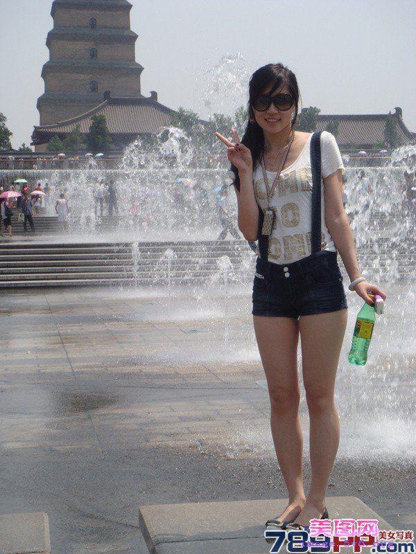 中国校园美女 90后校园美女 校园美女生活照