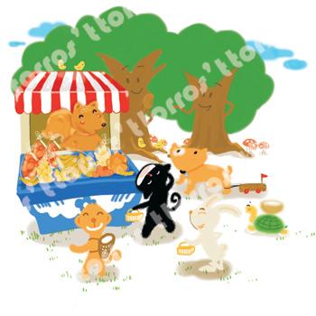 作q版人物漫画设计,儿童插画,四格漫画,像素画 有需要或者感兴