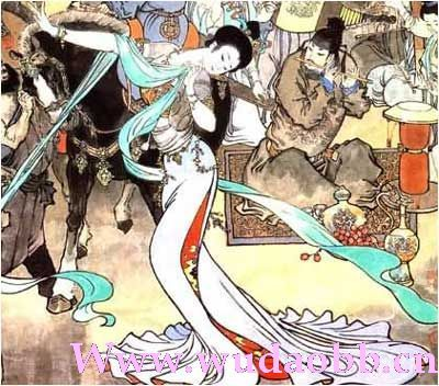 中国四大美女之杨贵妃