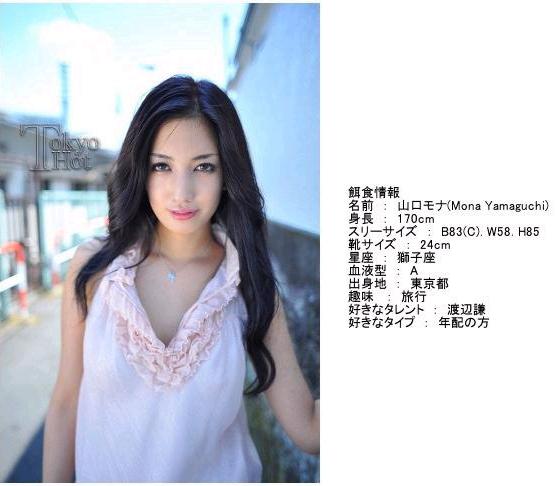 最新东京热 n0468 山口モナ