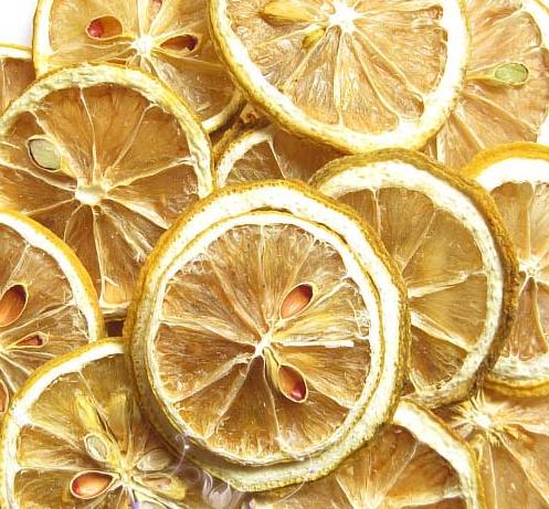 柠檬片_柠檬片特写图片编号87503_水果蔬菜