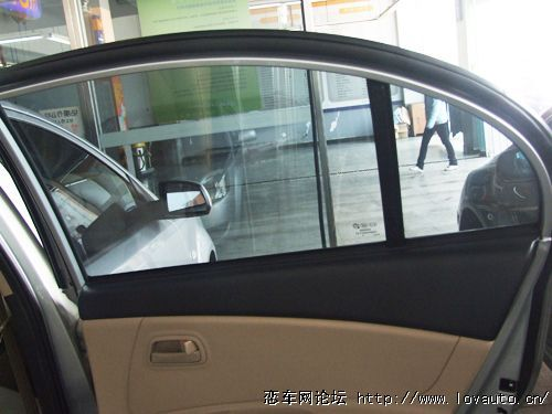 起亚千里马强生汽车贴膜前档SP20 侧身SP20全车效果图欣赏高清图片