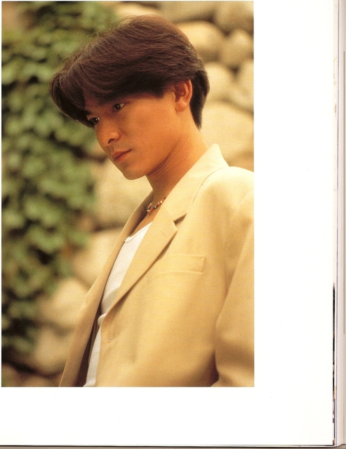 【爱华】华仔历年来发型图片