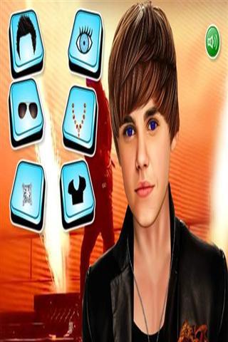 贾斯汀.比伯化妆游戏|玩遊戲App免費|玩APPs