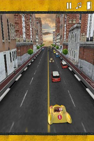 玩賽車遊戲App|3D动画赛车免費|APP試玩