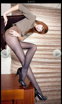 丝袜美腿美女 应用截图